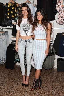 Kendall Jenner y Kylie Jenner